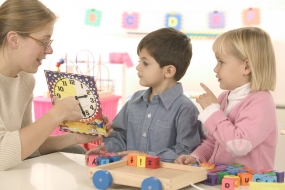 Certified Child Care Worker (CCCW)